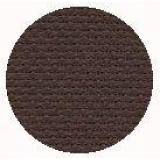 Wichelt Aida 6,4 - 16 ct Precut 65 x 50 cm Dark Chocolate
