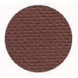 Wichelt Aida 6,4 - 16 ct Precut 65 x 50 cm Chocolate Raspberry