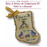 Sing A Song Of Christmas IV - Stickvorlage JBW Designs