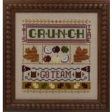Its Crunch Time - Kreuzstichvorlage Misty Hill Studio