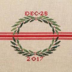 Joyeux Noel - Stickvorlage Artful Offerings