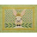 Artful Offerings Stickvorlage Regal Rabbit