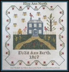 Eliza Ann North - Stickvorlage Dames of the Needle