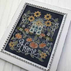 Sunflower Manor - Stickvorlage Hands On Design