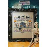 Kit & Bixby Stickvorlage House On Haunted Hill