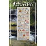My Christmas List - Stickvorlage Silver Creek Samplers