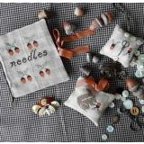 Squirrel Sewing Set - Stickvorlage Nikyscreations