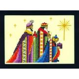 Bobbie G. Designs Stickvorlage We Three Kings