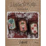 Stocking Sleds - Kreuzstichvorlage Lizzie Kate