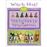 Witch Hat? - Stickvorlage Sue Hillis