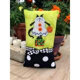 Amy Bruecken Stickvorlage Boo Kitty