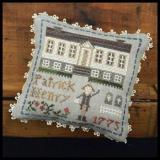 Early American - Patrick Henry - Kreuzstichvorlage Little House Needleworks