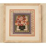 Tapestry Blooms - Kreuzstichvorlage Cross Eyed Cricket