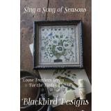 Loose Feathers - Sing A Song OF Seasons - Stickvorlage Blackbird Designs