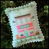 Country Cottage Needleworks Stickvorlage Main Street Grocery