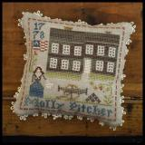 Early American - Molly Pitcher - Kreuzstichvorlage Little House Needleworks