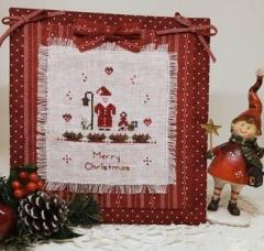 Santa Claus And Friends - Stickvorlage MTV Designs