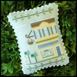Main Street Post Office - Stickvorlage Country Cottage Needleworks