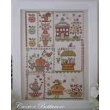 Cuore E Batticuore Stickvorlage Autumn In Quilt