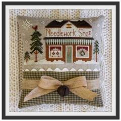 Hometown Holiday - NeedleworkShop - Kreuzstichvorlage Little House Needleworks