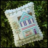 Country Cottage Needleworks Stickvorlage Main Street Bakery