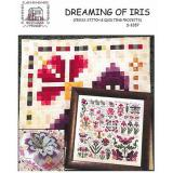 Dreaming Of Iris  - Stickvorlage Rosewood Manor