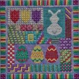 Holiday Delights - Easter  - Stickvorlage Needle Delights Originals