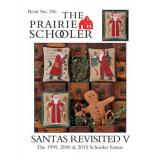 Santas Revisited V (1999, 2000, 2015) - The Prairie Schooler