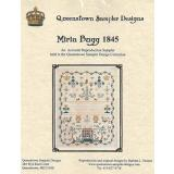 Miria Bugg 1845 - Kreuzstichvorlage Queenstown Sampler Designs