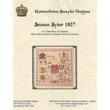 Susan Spier 1827 - Kreuzstichvorlage Queenstown Sampler Designs