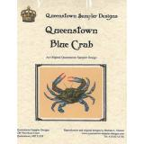 Queenstown Blue Crab - Kreuzstichvorlage Queenstown Sampler Designs
