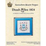 Dinah Allen 1824 - Kreuzstichvorlage Queenstown Sampler Designs