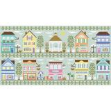 Main Street komplette Serie - 10 Stickvorlagen Country Cottage Needleworks