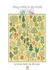 Daily Walk In The Woods - Stickvorlage CM Designs