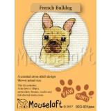 French Bulldog - Stickpackung Mouseloft