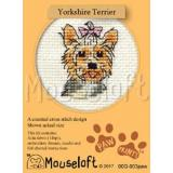Yorkshire Terrier - Stickpackung Mouseloft