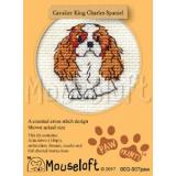 Cavalier King Charles Spaniel - Stickpackung Mouseloft