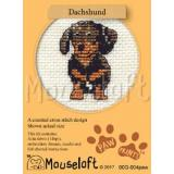 Dachshund - Stickpackung Mouseloft
