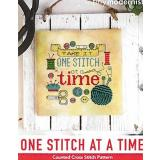 One Stitch At A Time - Kreuzstichvorlage Tiny Modernist Inc