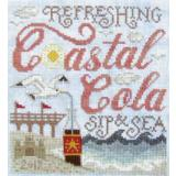 Stickvorlage Silver Creek Samplers Coastal Cola