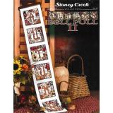 Stoney Creek Stickvorlage Autumn Bellpull II