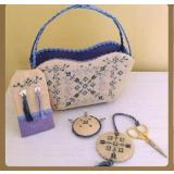 Arabesque Sewing Set - Stickvorlage MTV Designs