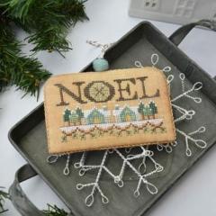 Noel (White Christmas 4) - Stickvorlage Hands On Design