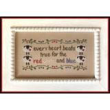Every Heart - Stickvorlage Country Cottage Needleworks