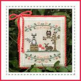 Country Cottage Needleworks Stickvorlage Welcome To The Forest Forest Raccoon And Friends