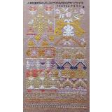 Aztec Gold Sampler - Kreuzstichvorlage Queenstown Sampler Designs