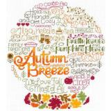 Lets Breeze into Autumn - Stickvorlage Imaginating