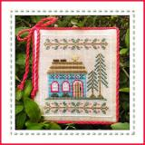 Stickvorlage Country Cottage Needleworks Welcome To The Forest Blue Forest Cottage
