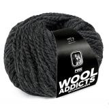 Lang Yarns Wooladdicts Fire Farbe 70 anthrazit