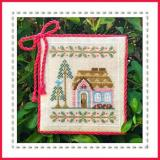 Stickvorlage Country Cottage Needleworks Welcome To The Forest Pink Forest